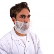 Supertouch Disposable Non Woven Beard Mask (1000 masks)